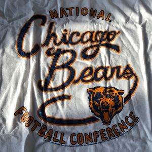 Chicago bears football conference T-shirt xxl 2x